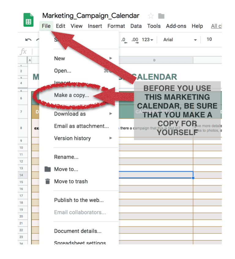 Copy Excel Files