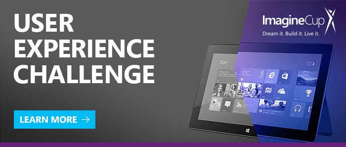 Microsoft organizuje User Experience Challenge