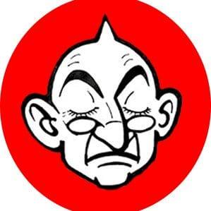 Vikatan Sad Logo
