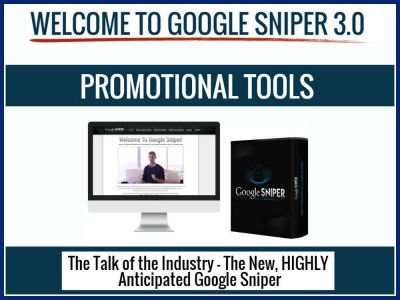 Google Sniper 3.0 New