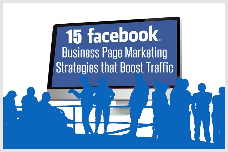 Facebook business page marketing strategies