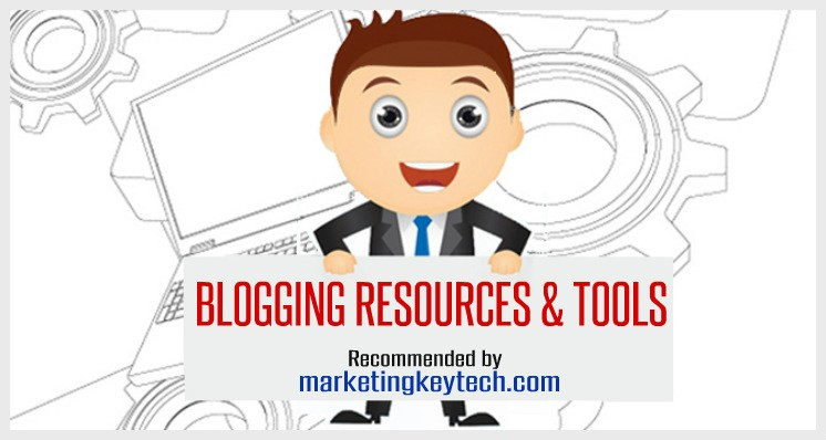 Blogging resources tools
