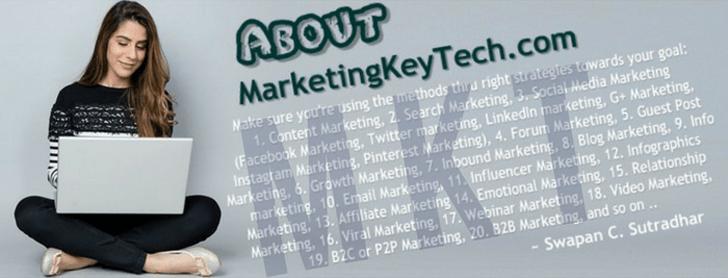 About MKT blog