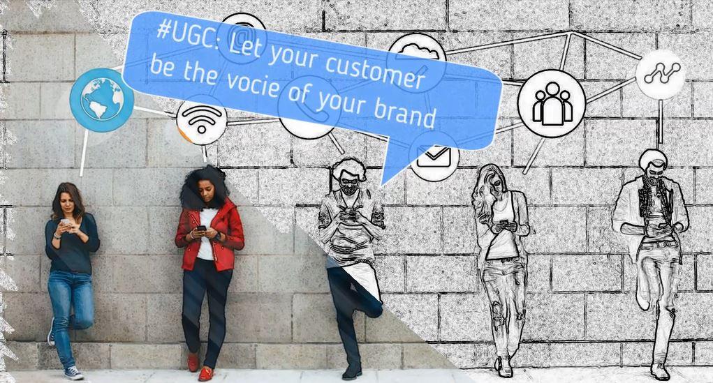 User Generated Content via MarketingKIK