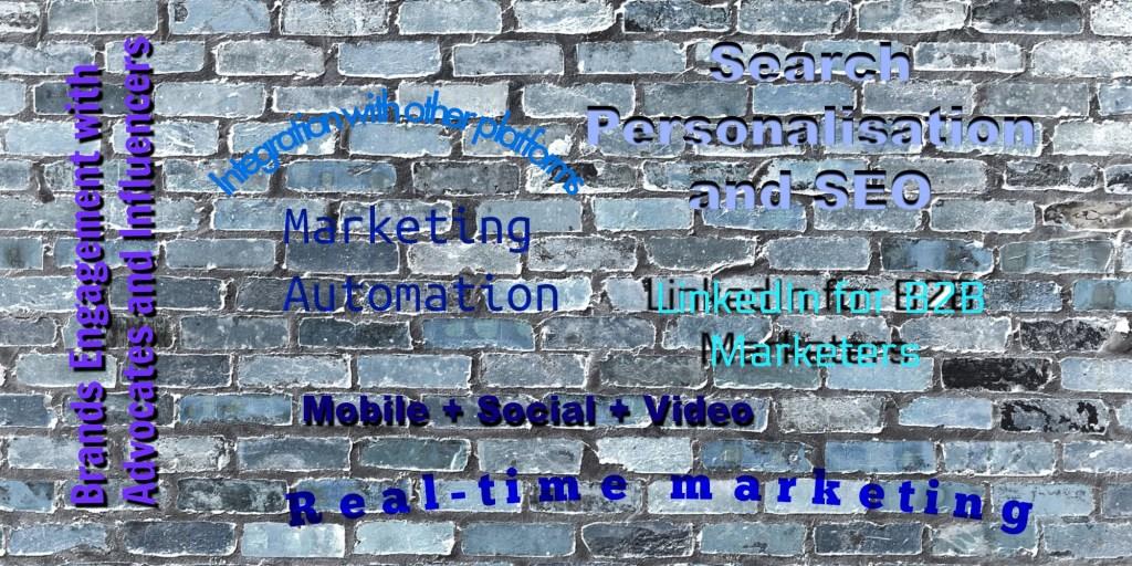 B2B Digital Marketing Trends