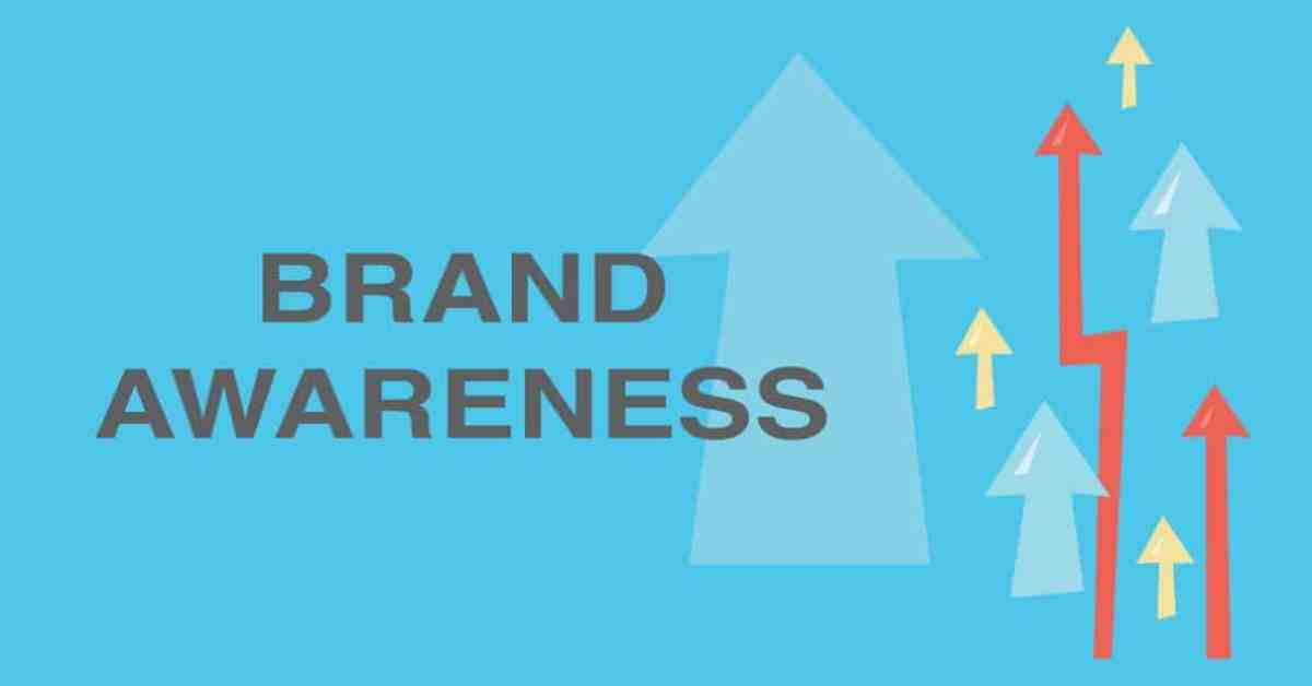 brand awareness through online marketing