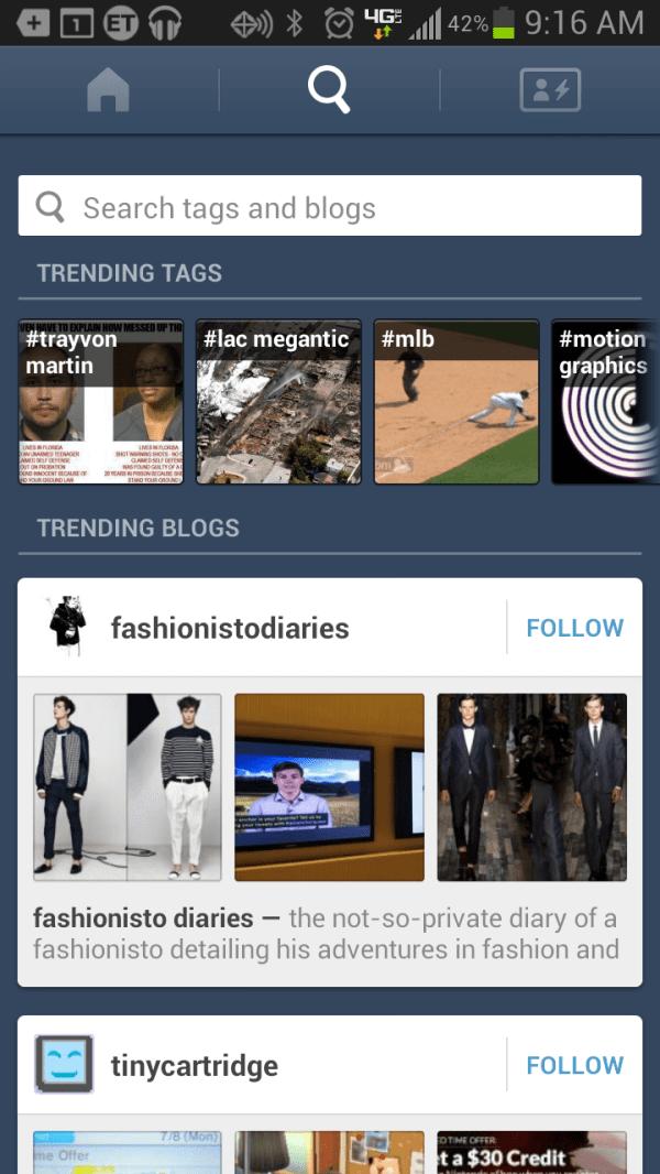 New-Tumblr-App