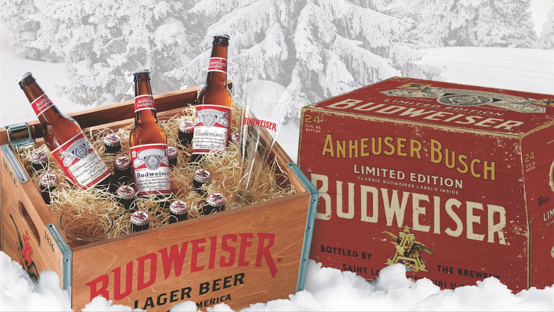 Budweiser Taps Millennials With HolidayBuds Vintage