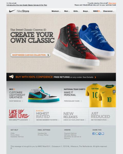 html-email-NikeStore