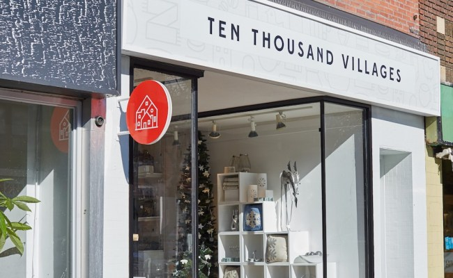 Ten Thousand Villages Refresh Puts Gift Giving On Display