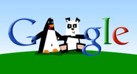 Google Updates penguin and panda