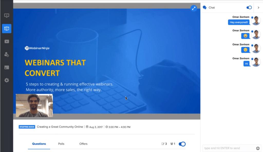 Webinar Ninja - a webináriumok tökéletesen beleillenek a B2B marketing eszközök kategóriába