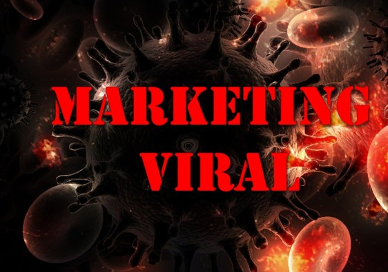 marketing viral marketing on heels