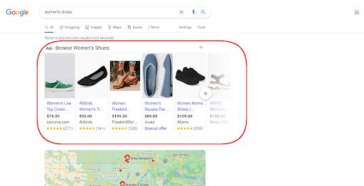 contextual shopping ads