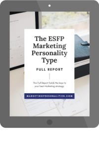 esfp marketing personality type full report