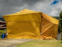 Your Guide to Tent Fumigation