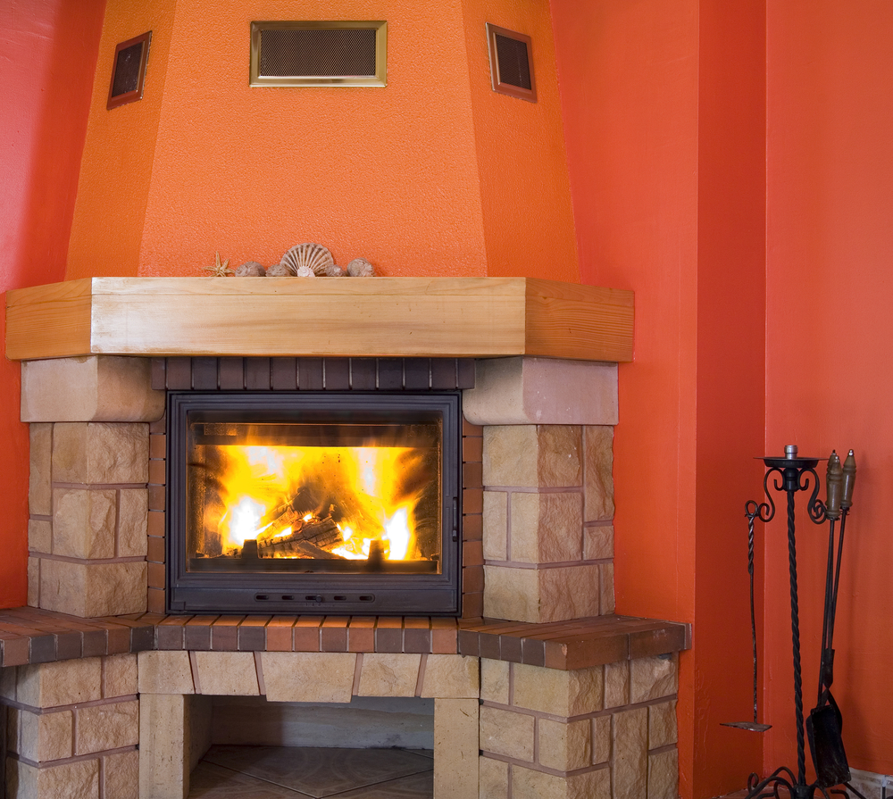WoodBurning or Gas Fireplace Installation Which Should You Choose  Muotka Mechanical Inc