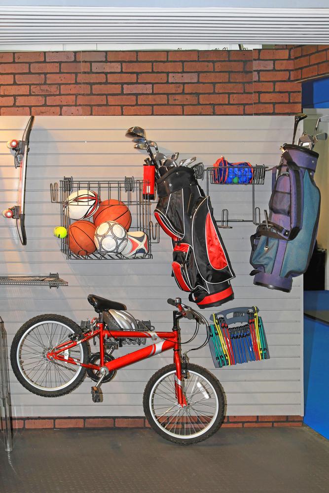 Maximize Garage Storage