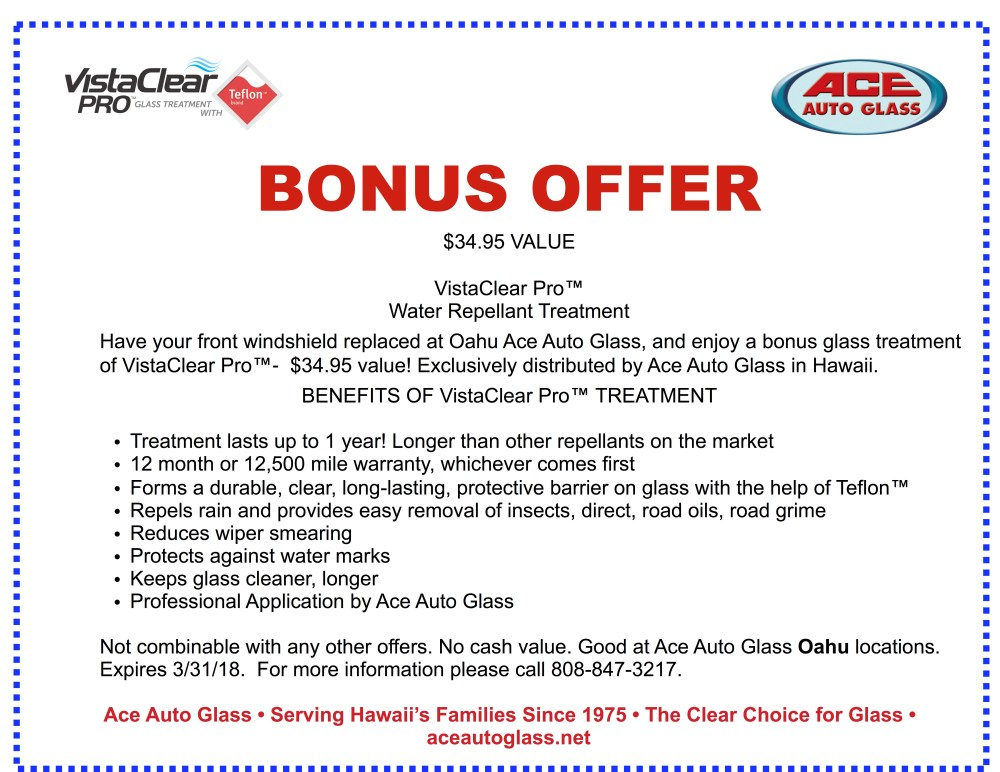 medium resolution of ace auto glass coupon