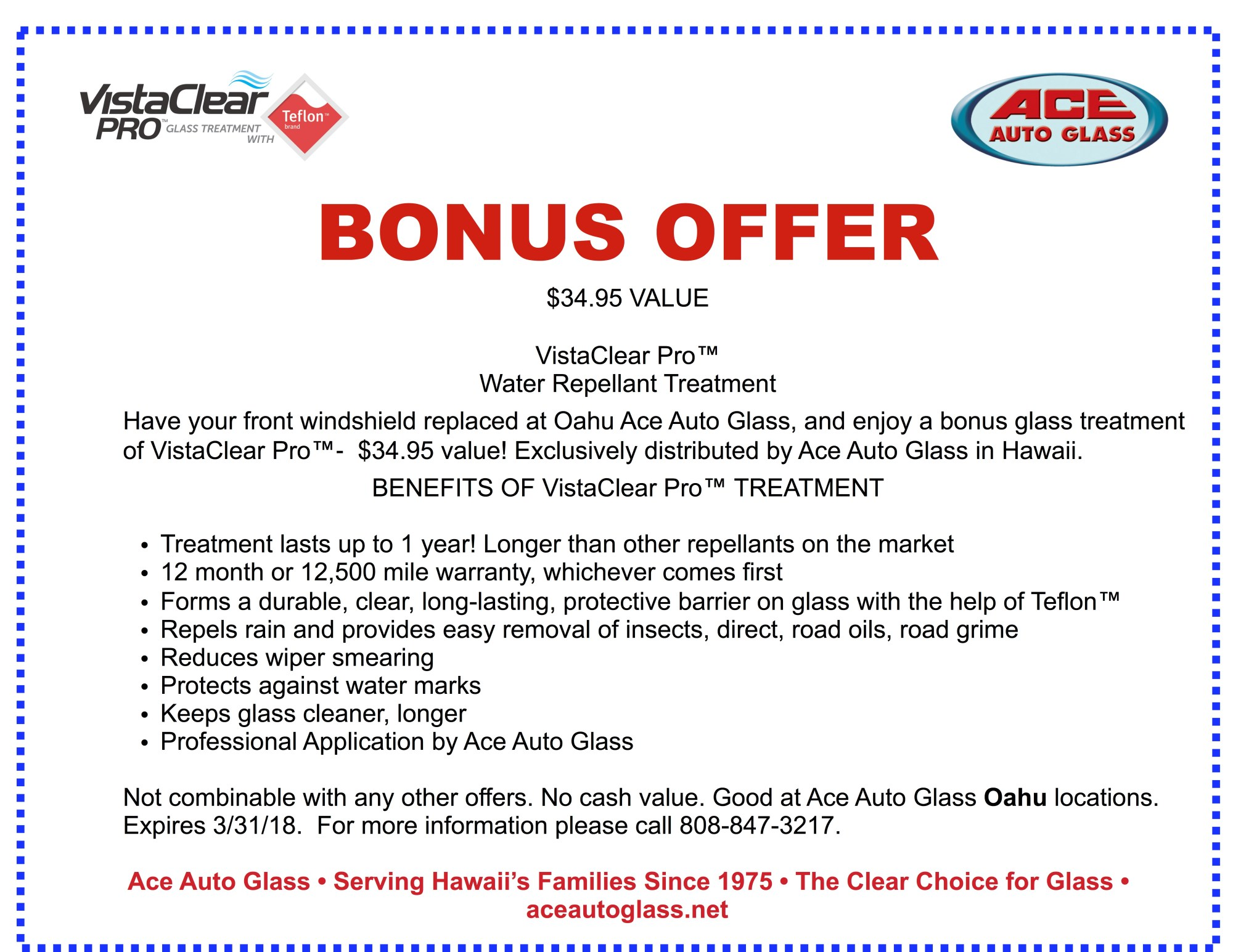 hight resolution of ace auto glass coupon