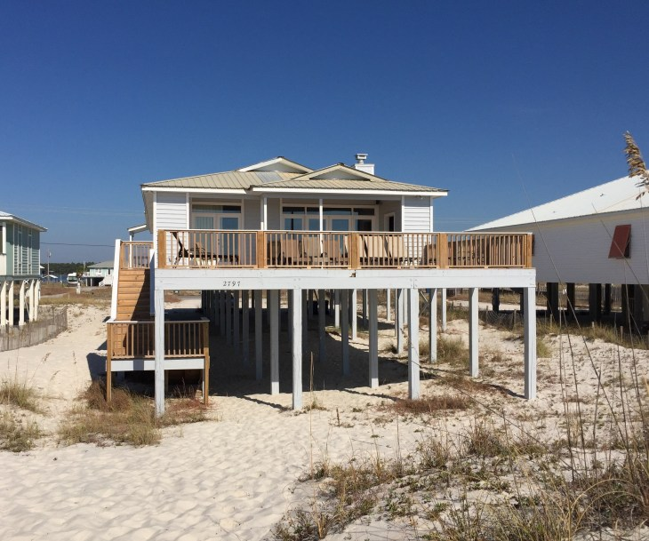 Call us today or visit our website to take advantage of this unique  opportunity to enjoy a beautiful Gulf Shores beach house rental.