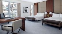 New York City Luxury Hotel Rooms
