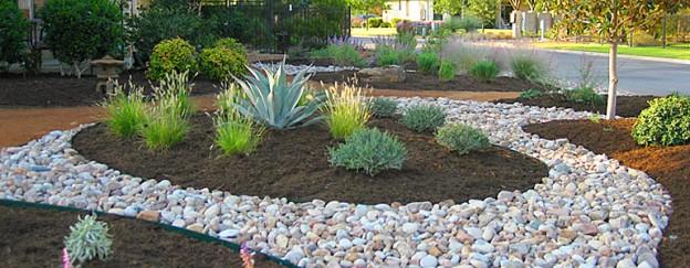 Garden Landscaping Stones