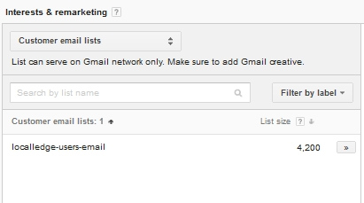 customer-email-lists