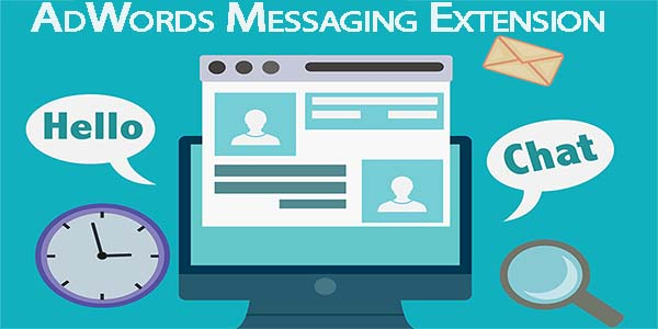 adwords messaging extensions