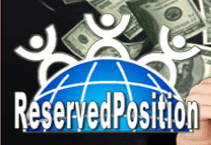 Reserved position