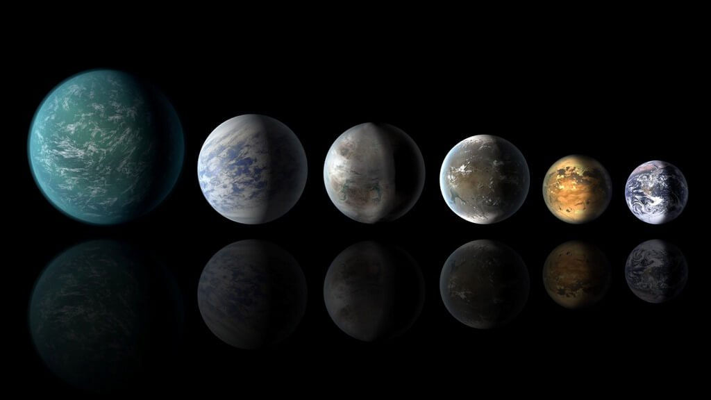 NASA Discovers 7 New Planets with Earth-like Characteristics