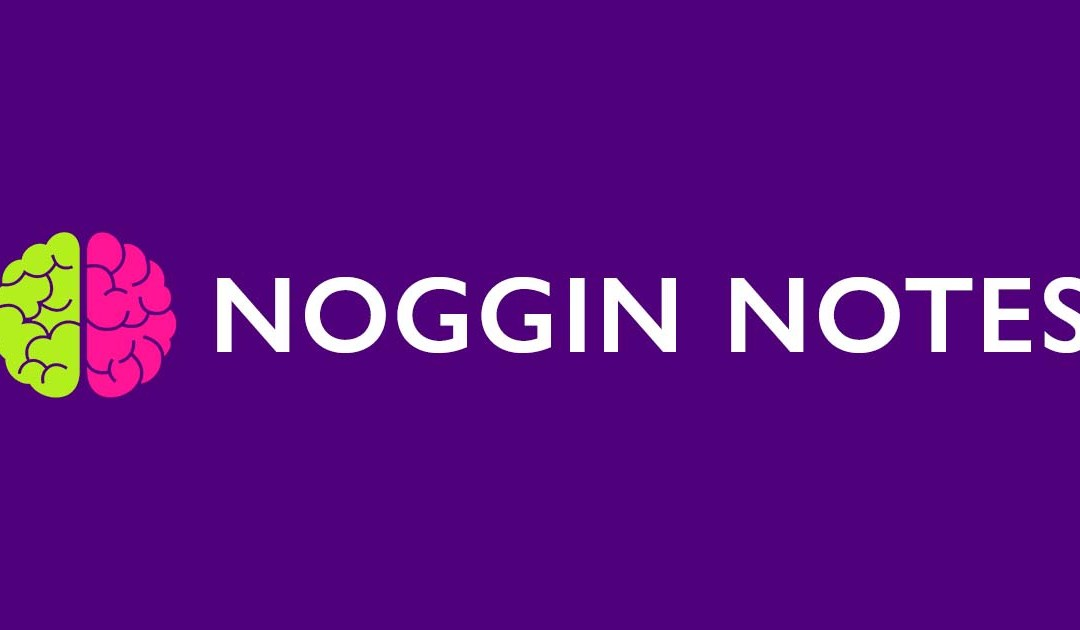 """Podcast Feature: Noggin Notes Podcast """"Social Media and Mental Health"""""""