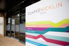 Clarke Nicklin