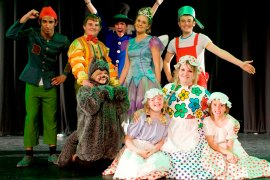 NK Theatre Arts - starting classes for toddlers