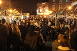 Stockport's Foodie Friday kick's off August bank holiday in Stockport