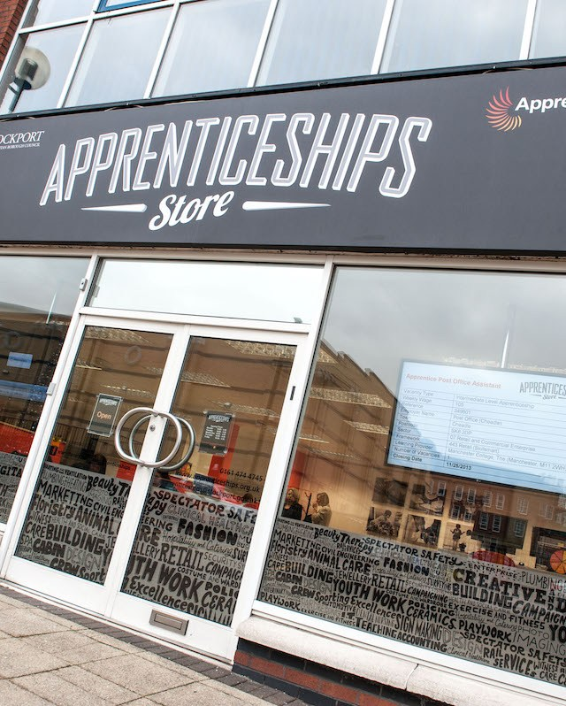 Apprenticeships Store seeks insight from Stockport employers