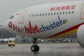 Manchester to China daily flights throughout the summer