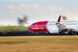 Norwegian launches autumn sale sun flights from Manchester
