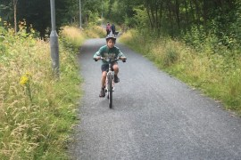 Mersey Valley and Stockport Cycleway