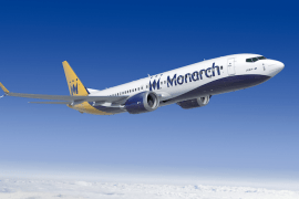 Monarch Airlines new routes from Manchester Airport