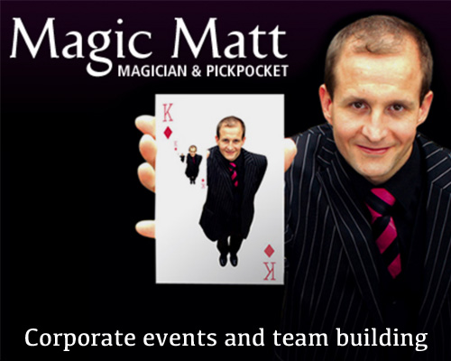 Magic Matt