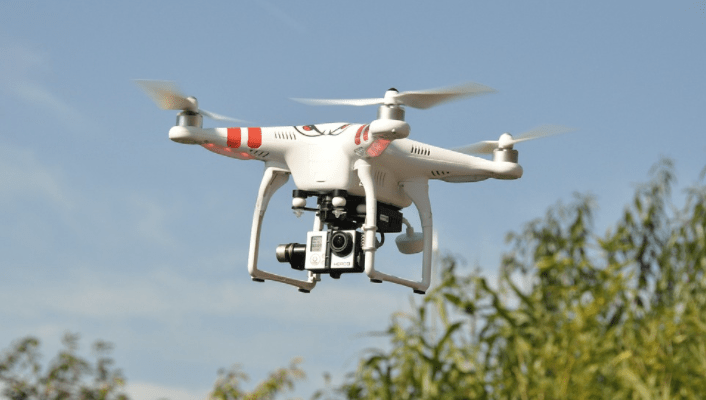 Drone code tips from Manchester Airport
