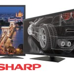 Sharp IGZO technology screens
