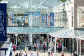Stockport Merseyway shopping centre attracts new high street brands Trespass and Holland & Barrett