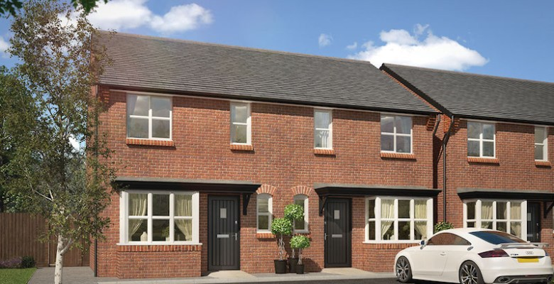 Stockport new homes - Bellway Homes Curzon is ideal for first time buyers