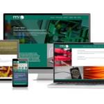 Inness Design - new website for PPV Electronics