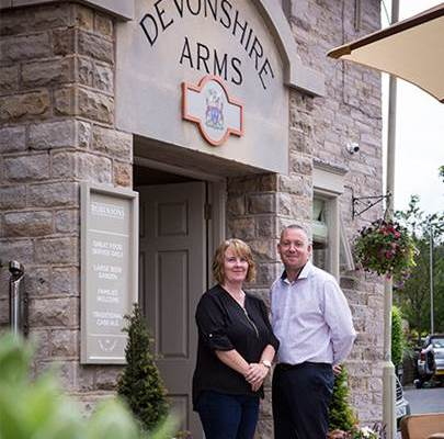 The Devonshire Arms in Mellor re-opens after £500,000