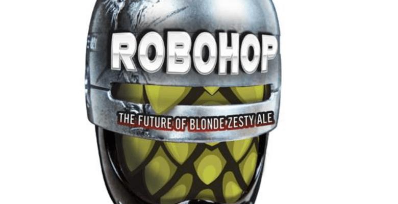 Robohop beer