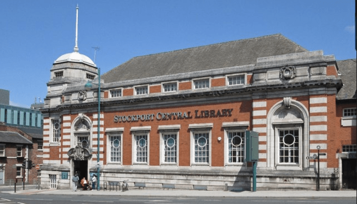 Greater Manchester libraries supporting start-up businesses