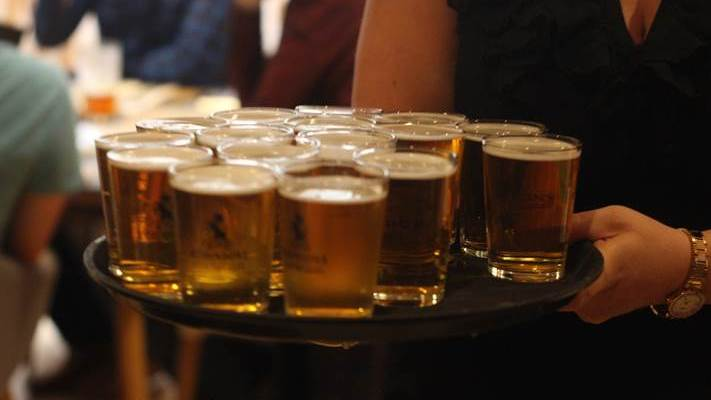 six carefully handpicked ales and beers matched against a new six course taster menu